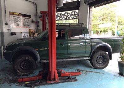 Manutenção de SUV´s Diesel em SP - 2