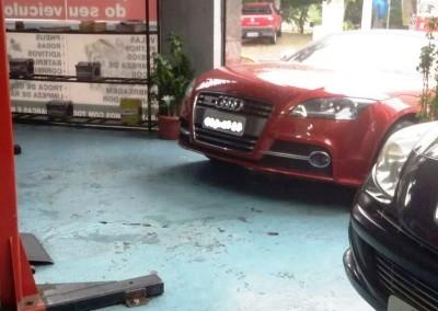 Oficina Especializada em Audi
