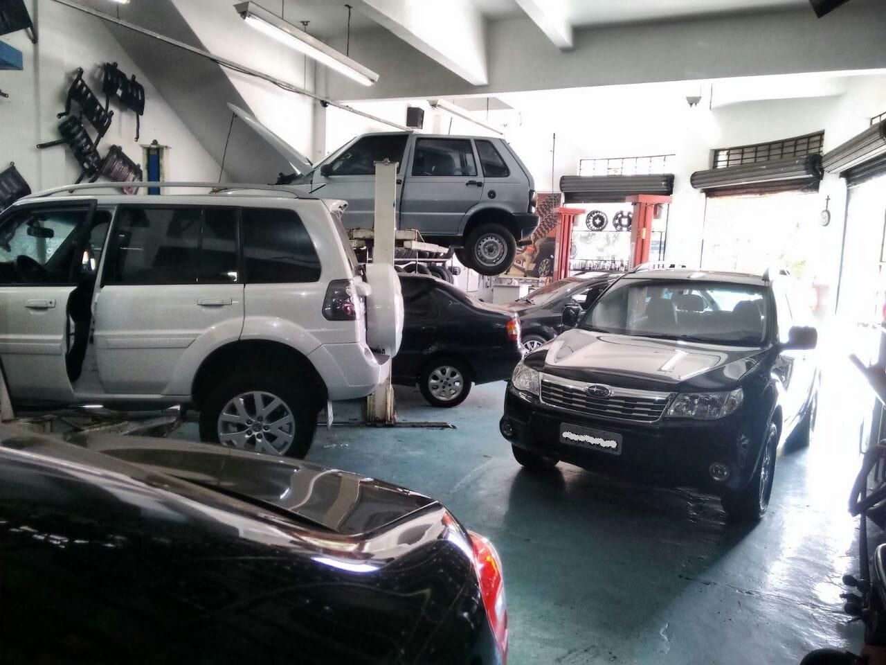 Oficina Mecânica Especializada em Carros Importados