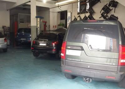 Oficina Mecânica especializada em Land Rover
