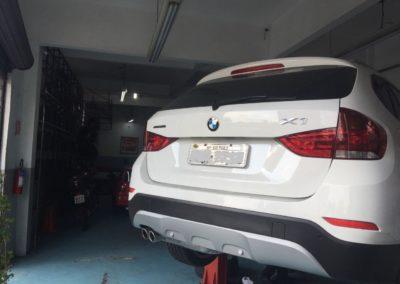 Oficina Mecanica de BMW