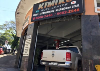 Conserto de camionetes Diesel em SP - Zona Sul - Kimiko