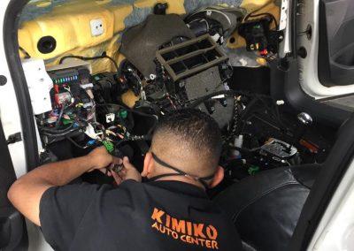 Manutencao de Airbag - Kimiko